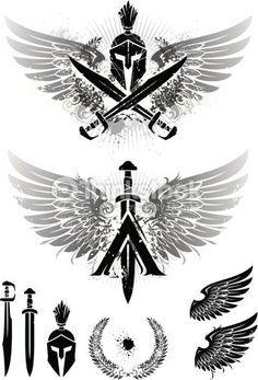 spartan tattoo - Google Search: