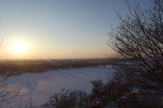Вид на Запад, Лесозаводск