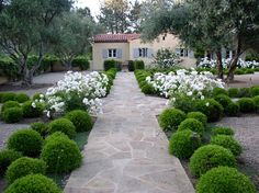 formal english garden design | Formal garden design- Roger's Gardens Landscape design | Garden ...