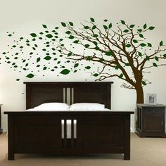 I love this tree decal.  Check it out at Designstyle.com