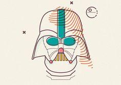 Pop Culture Illustrations by James Oconnell   Inspiration Grid   Design Inspiration
