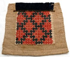DigitaltMuseum - Bringeduk frå Leikanger - Feios Types Of Patterns, Hardanger Embroidery, Aprons, Belts, Reusable Tote Bags, Costumes, Ideas, Art, Art Background