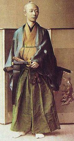 """The ultimate aim of the martial arts is not having to use them""~Miyamoto Musashi Ronin Samurai, Samurai Swords, Japanese Warrior, Japanese Sword, Nagoya, Osaka, Vintage Japanese, Japanese Art, Japanese Costume"