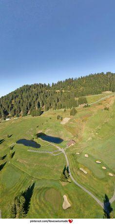Golf Club Villars, Villars sur Ollon, Vaud, Switzerland