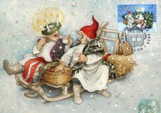 Inge Löök Christmas card | Flickr - Photo Sharing!