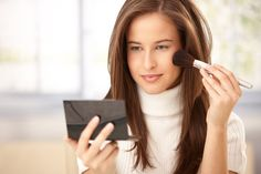 Looking Younger With Makeup: Are You Aging Yourself?