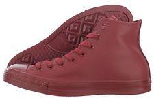 Converse Chuck Taylor ALL Star HI 151103C RED Casual Shoes Medium D M Mens | eBay