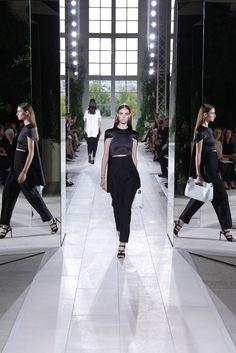 See Every Runway Look Alexander Wang Showed at Balenciaga