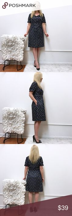 """Anthropologie Hi There Karen Walker dress sz 10 Anthropologie Hi There from Karen Walker dress. Sz 10. I usually wear an 8 and it is a bit big. Will fit a 10 great. Chest flat across 20.5"""" length 38"""" Anthropologie Dresses"""