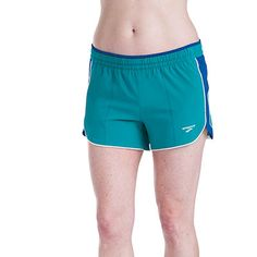 """""""Brooks Women's Epiphany Stretch shorts"""" Body fabric: Stretch woven fabric of polyester and spandex. Moisture-transfer fabric moves sweat away from your skin to fabric exterior and dries quickly. Women's Fitness, Fitness Apparel, Organic Clothing Brands, Womens Workout Outfits, Stretch Shorts, Sustainable Clothing, Range Of Motion, Woven Fabric, Fit Women"""
