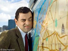 Mr Bean #photo #humor
