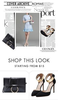 """""""Romwe 1"""" by amelaa-16 ❤ liked on Polyvore featuring romwe"""