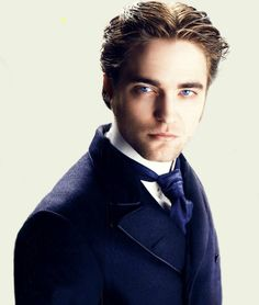 Rob Pattinson.  Of course, this had to be pinned!