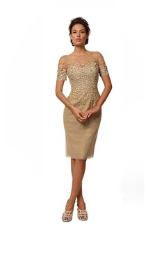 would be a beautiful dress for my mom or mother in law :)