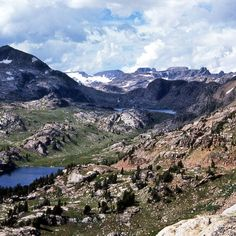 Absaroka Beartooth Wilderness Area, MT      The Absaroka Beartooth Wilderness Area stretches well over 900,000 acres across both Montana and Wyoming, meaning it's damn near impossible to pick just a single campsite that's going to be better than the next.
