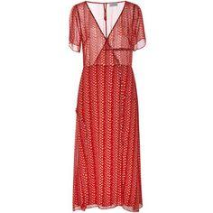 Tanya Taylor     Daphne Midi Dress