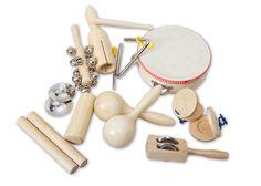 Percussion Instruments Set