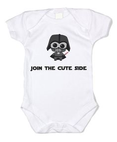 Cute Star Wars Theme Baby Clothes