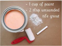 Chalk board paint! - Perfect for big walls in a Prayer room!!! Any color!