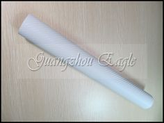 White 3D Carbon Fiber Car Wrap Film Roll Size 1.52 x 30 Meter. Good enough for two cars