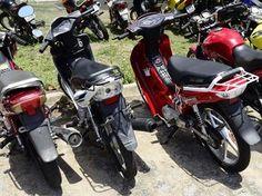 Cinquentinhas Termina nesta quinta-feira (31) o prazo para que os donos de ciclomotores, conhecidas como 'cinquentinhas', emplaquem o veículo no Departamento Estadual de Trânsito da Paraíba (Detran…