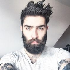 Chris John Millington is Your Tattooed, Bearded Gentleman Fantasy Come to Life