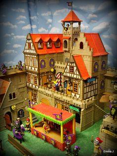 The Castle - Keep ~ Emma.J