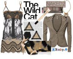 ShopStyle: Garde-Robe: Underwear as Outerwear & The Women #106: Cameron Diaz by binky
