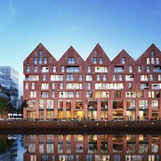 Potegraphics wizualizacja architektoniczna osiedla mieszkaniowego w Gdańsku Potegraphics architecture visualization of residential area in Gdansk