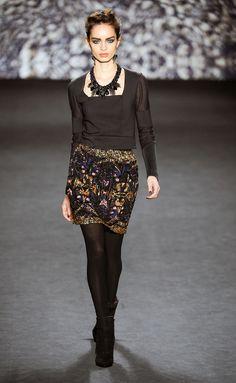Nicole Miller - Fall-Winter 2014-2015 New York Fashion Week