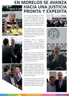En Morelos se avanza hacia una justicia pronta y expedita