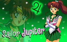New Sailor Jupiter wallpaper by *killzone667 on deviantART