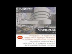 El Guggenheim en Inglés = The Guggenheim in Spanish