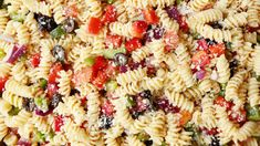 The Best Pasta Salad Recipe - Genius Kitchen