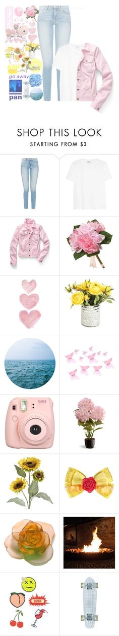 """""""pansexual flag"""" by kaitlyn-ashby101 ❤ liked on Polyvore featuring Yves Saint Laurent, Talbots, National Tree Company, Shabby Chic, WALL, Fujifilm, Pier 1 Imports, Disney, Daum and Eye Candy"""