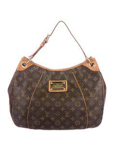 Louis Vuitton Monogram Galliera PM - Handbags - LOU159648   The RealReal Louis Vuitton Galliera Pm, Louis Vuitton Monogram, Dust Bag, Shoulder Strap, Beige, Handbags, Leather, Fotografia, Totes