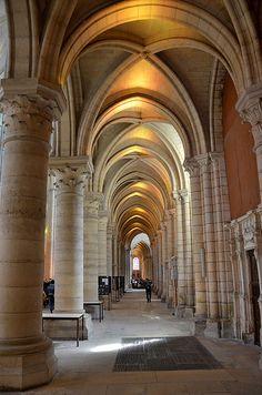 Cathédrale Notre-Dame - Laon .Picardie -