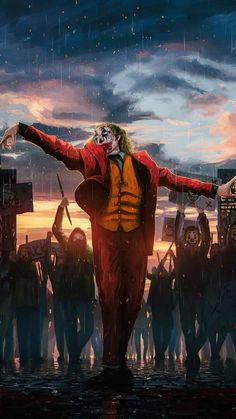 Check out this awesome collection of Joker Happy Clowns IPhone Wallpaper is the top choice wallpaper images for your desktop, smartphone, or tablet. Le Joker Batman, Batman Joker Wallpaper, Joker Iphone Wallpaper, Der Joker, Joker Wallpapers, Joker Art, Joker And Harley Quinn, Batman Comics, Joker Photos
