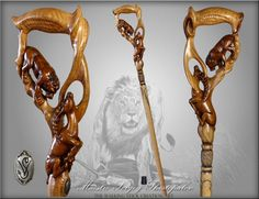 This is extremely high-quality walking/hiking/trekking stick or cane is hand-carved from valuable, natural OAK wood with ARTIST LOGO.    It is a work of