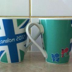 2012 London Mugs