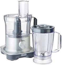 Special Offers - DeLonghi 9-Cup Capacity Food Processor with Integrated Blender - In stock & Free Shipping. You can save more money! Check It (May 08 2016 at 08:33PM) >> http://standmixerusa.net/delonghi-9-cup-capacity-food-processor-with-integrated-blender/
