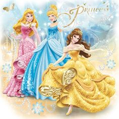 Photo of Disney Princesses for fans of Disney Princess. Disney Princess