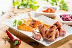sk - recepty a videá o varení Salsa, Tacos, Dairy, Cheese, Ethnic Recipes, Food, Cilantro, Essen, Salsa Music