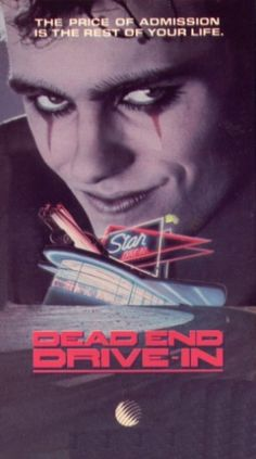 New World Video VHS Covers: Dead End Drive-In