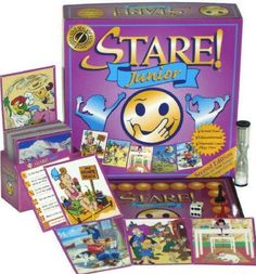 STARE! JUNIOR Game - 2nd Edition by Game Development Group Inc., http://www.amazon.com/dp/B00004W60H/ref=cm_sw_r_pi_dp_I5ONrb1ZFBBM5