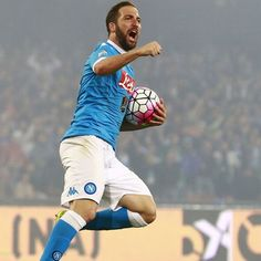 Gonzalo #Higuain #Napoli