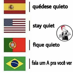 "Tipo o ""vala boca"" brasileiro! Sao Memes, Dankest Memes, America Memes, Otaku Meme, Internet Memes, Yandere Simulator, Best Memes, Sentences, I Laughed"