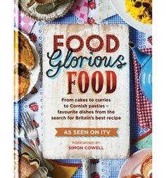 glorious food, food glorious, food food, book, food truck