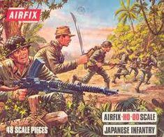 Kuvahaun tulos haulle airfix soldiers box art