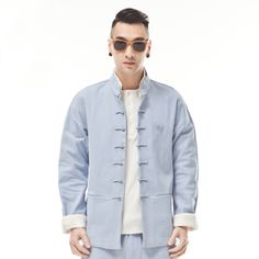 The chinese tang suit for men